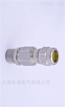 电机防爆铠装格兰头规格尺寸1/2NPT 3/4NPT