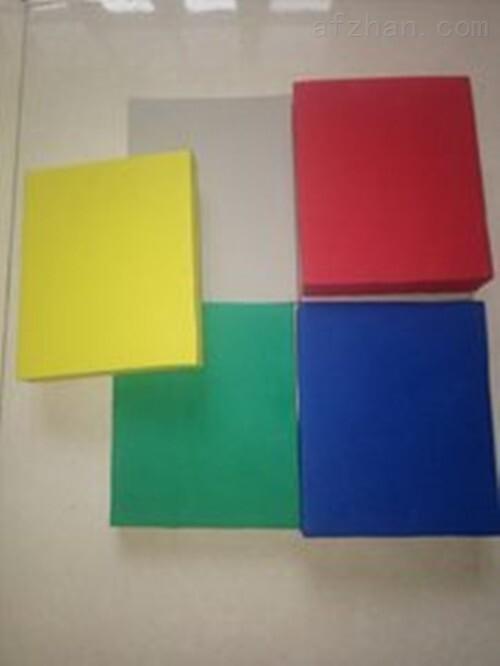 彩色橡塑保温板的性能介绍
