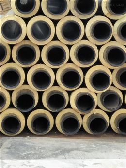 地埋防腐新型泡沫聚氨酯预制直埋保温管价格
