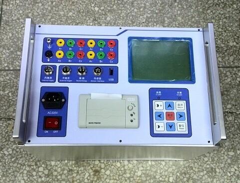扬州高压数码管断路器开关特性测试仪