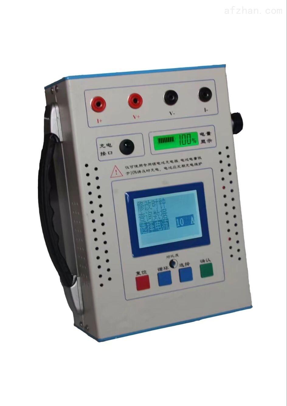 能力强直流电阻测试仪测速快