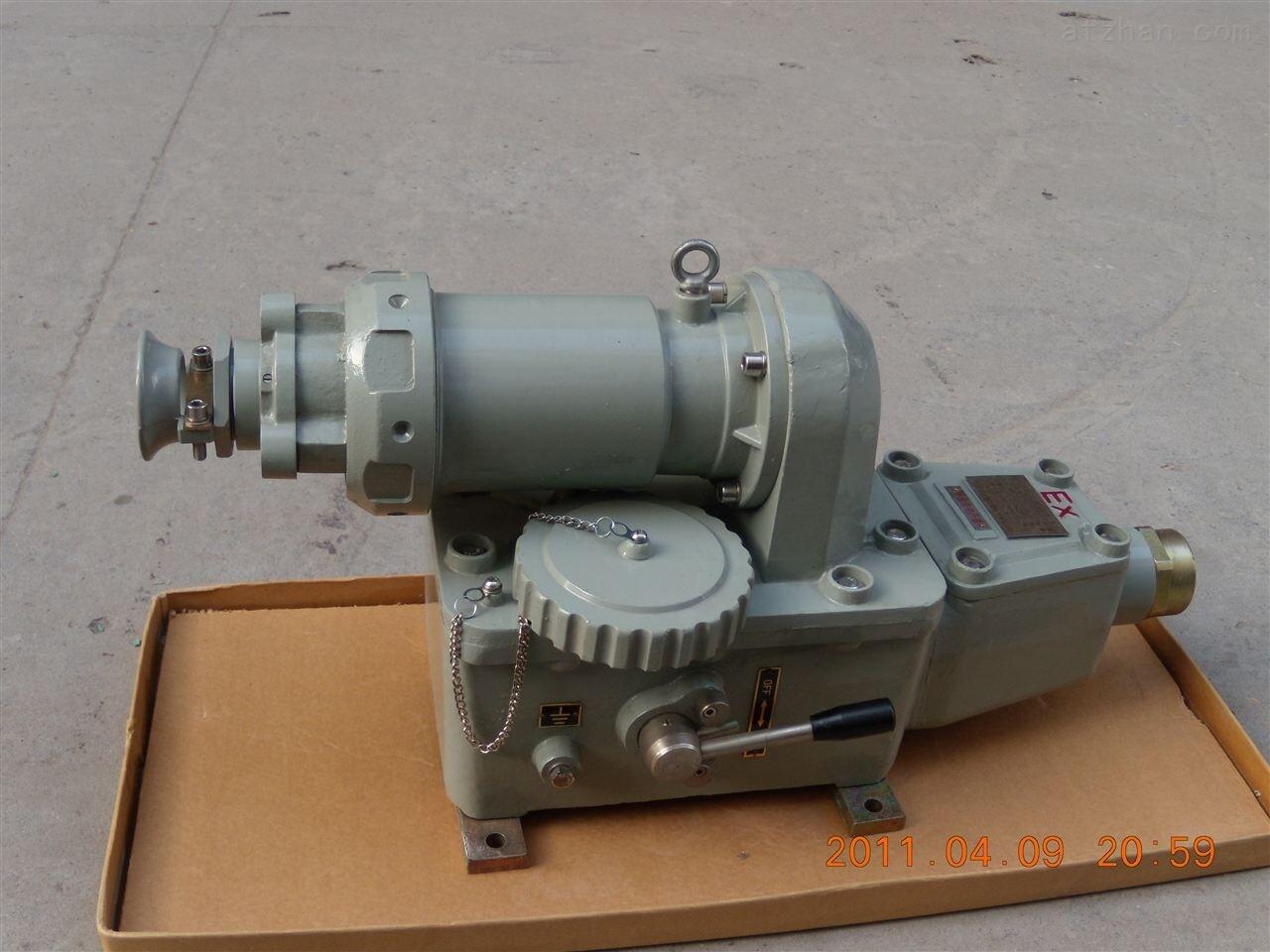 防爆插头16A/4-AC400V