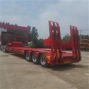 12.5米13.75米拖掛車平板盤子配置全新升級