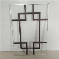 中空玻璃装饰格条图案