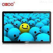 鸥柏OBOO65寸高清液晶智能壁挂式广告屏机