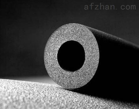 发泡橡塑保温管材料性能强