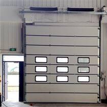 揚州廠房改造升級用電動提升門