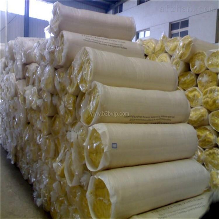 华美 玻璃棉毡玻璃纤维棉