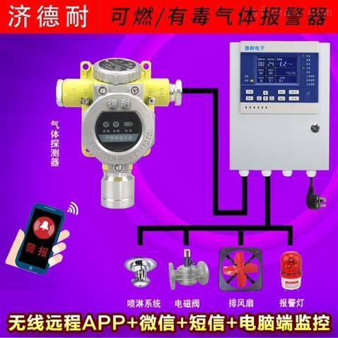 化工厂罐区二氯乙烷浓度报警器,远程监测