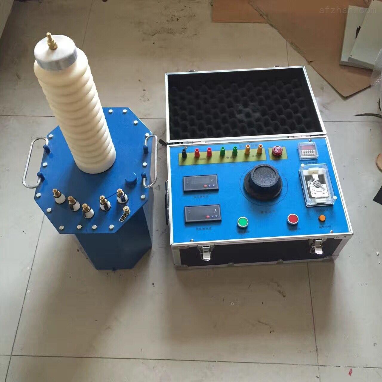 高压试验变压器(试验装置)技术参数