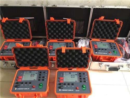 乙级防雷检测仪器