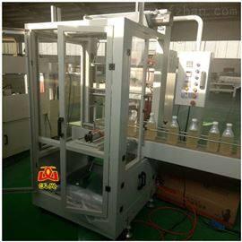 XK-6540廊坊 喷气式 饮料水自动套膜热收缩包装机