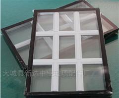 中空玻璃窗花装饰条图片