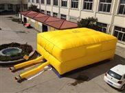 宿迁水星供应韩国三德逃生气垫、、充气气垫