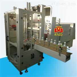 XKw-6040生产袖口式套膜机 啤酒热收缩包装机