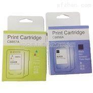 斯科德C3600護照打印機黑色墨盒C8856A