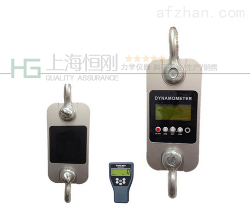 50T无线测力计(带打印仪表 遥控器 预扣)