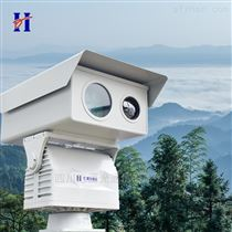 森林防火多光譜紅外云臺攝像機火情監測預警
