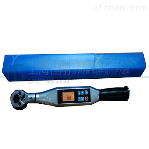 下钢管扣件螺丝用的数显力矩扳手0-200N.m