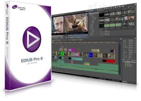 非线性编辑电脑主机EDIUS8正版非编编辑系统