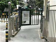 新一代廣告投放宣傳神器—行通道廣告門