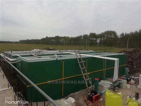 平顶山小型医院污水处理设备