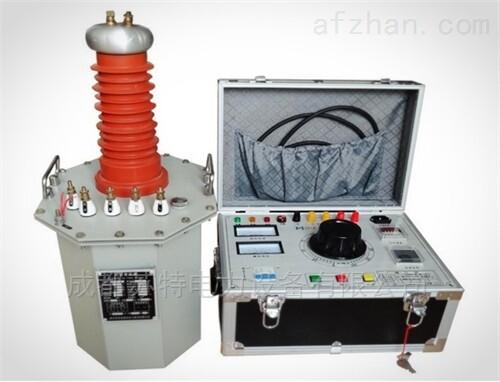 10KVA/50KV工频耐压实验装置|电力承试五级