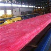 14KG铝箔贴面100mm厚隔热玻璃丝棉卷