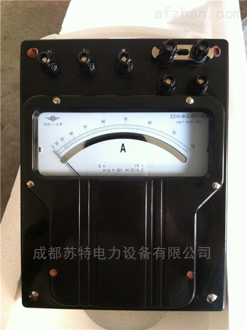 T19-A交直流安培表/电流表