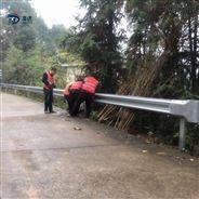 乡村路山区危险路段波形护栏