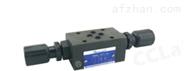 MTCV-02-B,疊加式單向節流閥