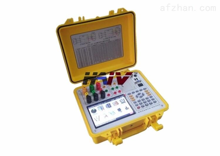 变压器容量特综合性测试仪性能