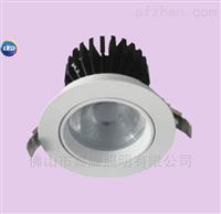 RS310B/RS300B/RS302B飞利浦商照可调角度LED嵌入式天花射灯