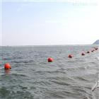 水源地警示标志浮球