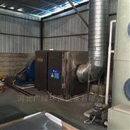 秦皇島玻璃鋼廠切割打磨廢氣處理