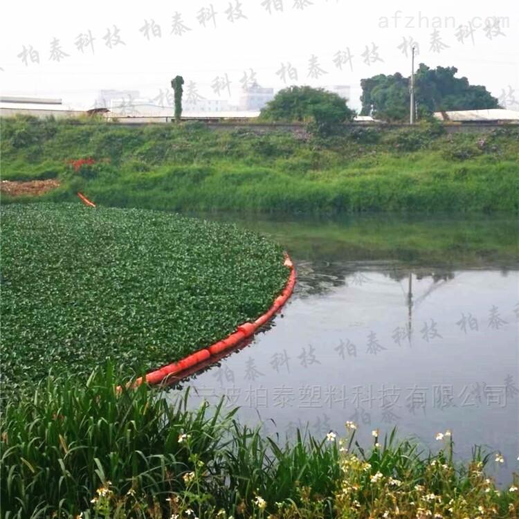水葫芦清理拦截浮筒厂家