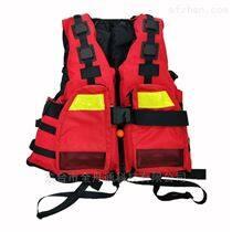 水域救援系列重型救生衣可拆卸浮力防水