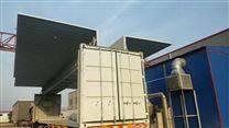 12米飞翼集装箱 液压展翼箱 车载飞翼箱厂家