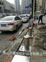 广州电动防撞升降柱地埋路庄