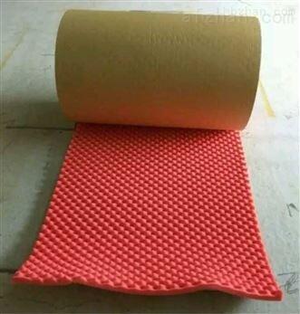 开孔型橡塑吸音板
