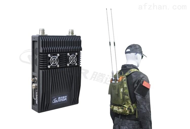 COFDM双向单兵无线传输设备