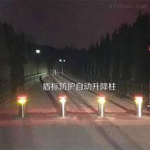 不锈钢防撞路柱,道路隔离升降桩