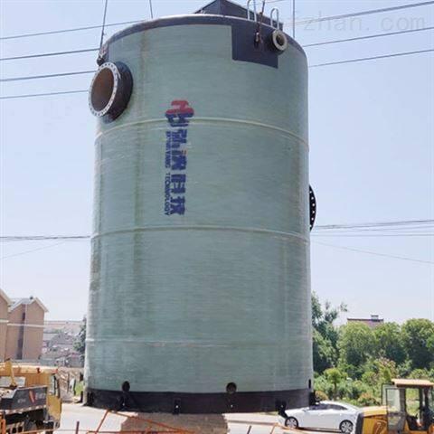 上海一体化预制泵站设备供应