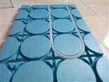 2公分阻燃覆膜地暖板模块批发
