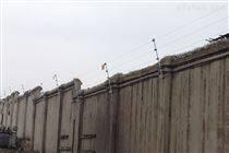 安徽報警電子圍欄聯動視頻監控系統 雙管齊