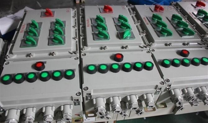 污水设备防爆型配电箱