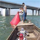 水库航行标志浮筒1.2米锥形塑料航标