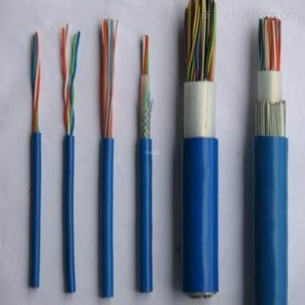 MHYAV煤矿用通信电缆MHYAV结构,特性