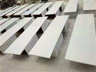 1523.3600*1200岩棉天花板玻纤吸音板吸声性能