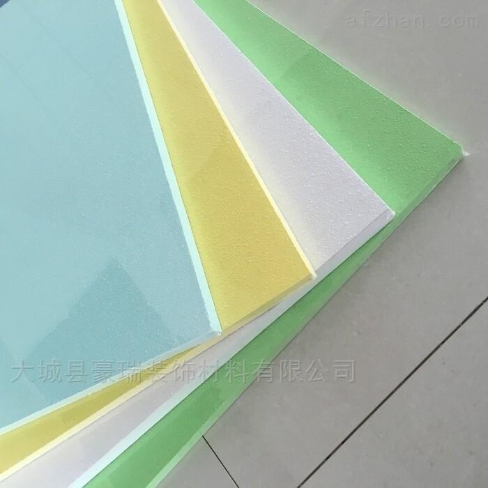 珠海市岩棉玻纤吸声板吸音性能